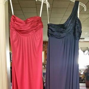 David's Bridal formal dresses